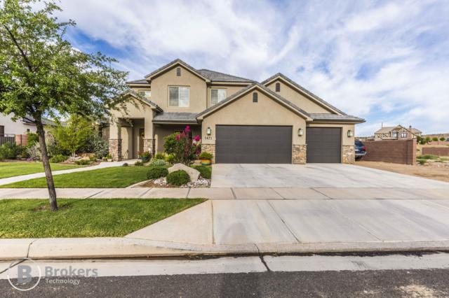 1471 Boomers Lp, Santa Clara, UT 84765 (MLS #18-197166) :: The Real Estate Collective