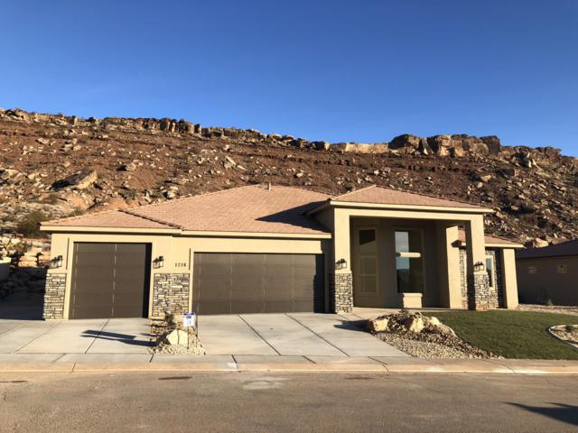 1216 W Kolob Dr, St George, UT 84790 (MLS #18-198491) :: Diamond Group