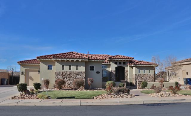 2976 S Slate Ridge, St George, UT 84790 (MLS #18-199123) :: Remax First Realty