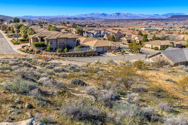 1501 S Boulder Mountain Rd Lot105, St George, UT 84790 (MLS #19-200635) :: The Real Estate Collective