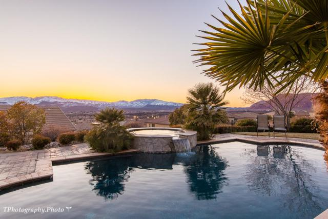 2119 N Cascade Canyon Dr, St George, UT 84770 (MLS #19-201167) :: Remax First Realty