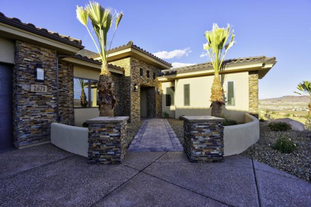2671 E Diamond Ridge, St George, UT 84790 (MLS #19-201308) :: The Real Estate Collective