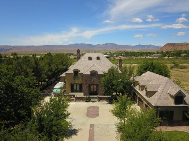 3770 Sugar Leo Rd, St George, UT 84790 (MLS #19-203984) :: Team SURGE @ KW St. George
