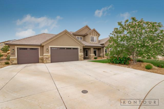 3454 Church Rocks Cir, St George, UT 84790 (MLS #19-204045) :: Platinum Real Estate Professionals PLLC