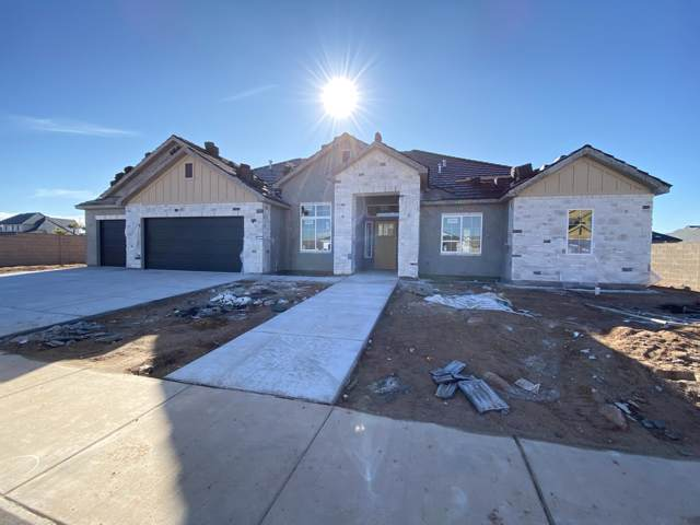 2864 E Ridgedale Ln, St George, UT 84790 (MLS #19-209134) :: Remax First Realty