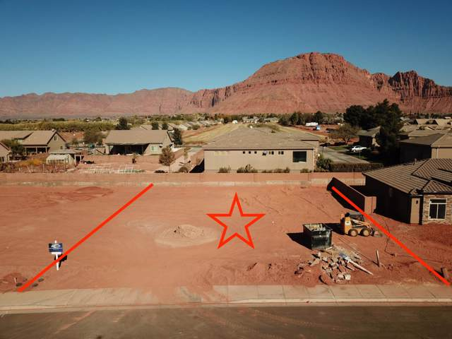 53 W 460 S Lot 100, Ivins, UT 84738 (MLS #20-209862) :: Remax First Realty
