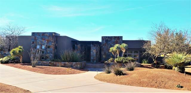 2415 Anasazi Trail, St George, UT 84770 (MLS #20-210243) :: The Real Estate Collective