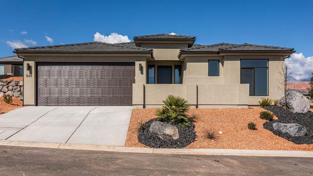 844 W Tramonto St, Washington, UT 84780 (MLS #20-210303) :: Diamond Group