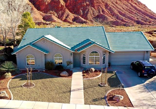 504 N Summit Ridge, Ivins, UT 84738 (MLS #20-210381) :: Langston-Shaw Realty Group