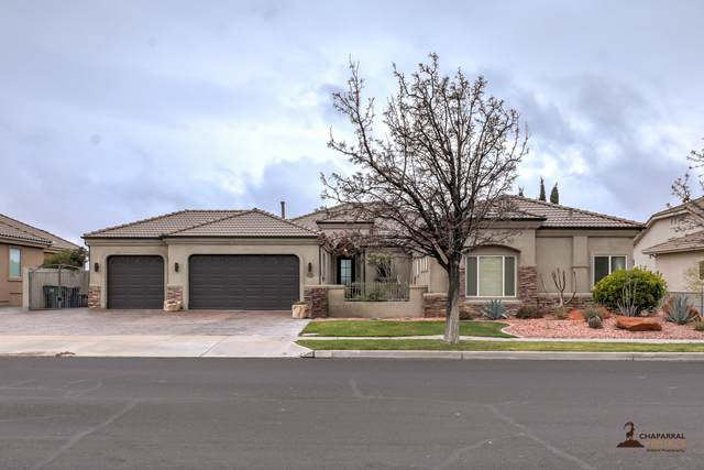 905 N Sky Mountain Blvd, Hurricane, UT 84737 (MLS #20-211074) :: The Real Estate Collective