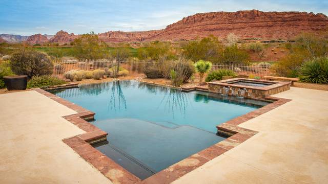 2516 N Anasazi Trail, St George, UT 84770 (MLS #20-211525) :: Red Stone Realty Team