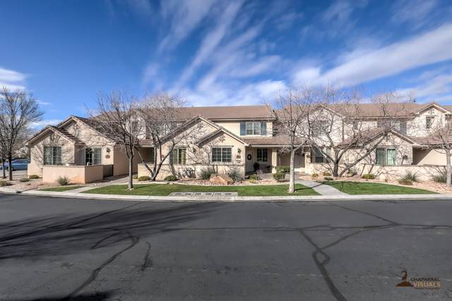 3439 S Barcelona Dr #75, St George, UT 84790 (MLS #20-211708) :: Remax First Realty