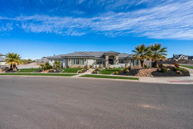 2407 E 4040 S, St George, UT 84790 (MLS #20-212185) :: Remax First Realty