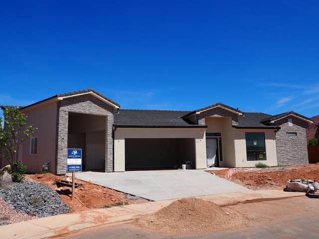 376 W Shield St, Ivins, UT 84738 (MLS #20-212196) :: Diamond Group