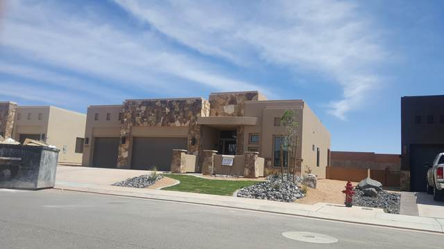 4760 White Rocks Dr, St George, UT 84770 (MLS #20-213000) :: The Real Estate Collective