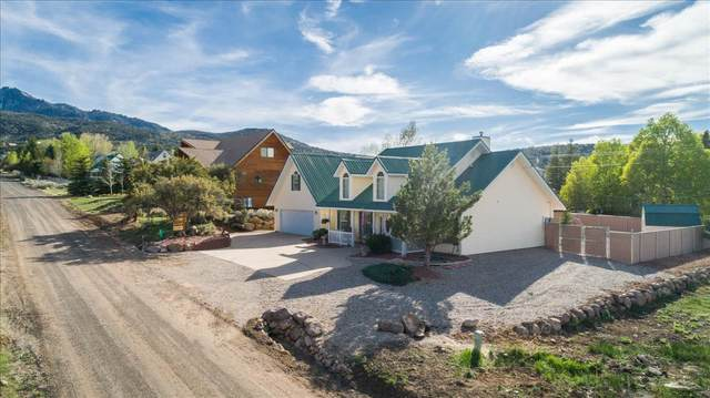 82 S Sage Rd, Pine Valley, UT 84781 (MLS #20-213148) :: Team SURGE @ KW St. George