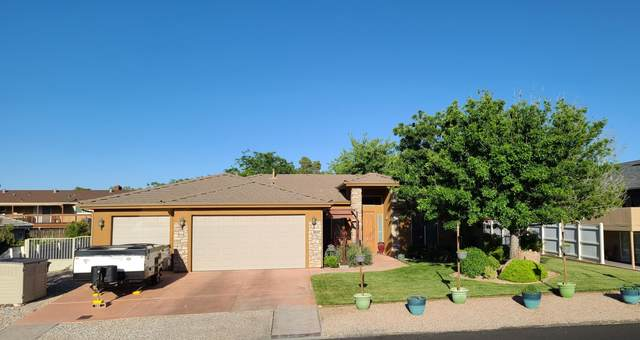 3017 S Beech St, St George, UT 84790 (MLS #20-213508) :: Red Stone Realty Team