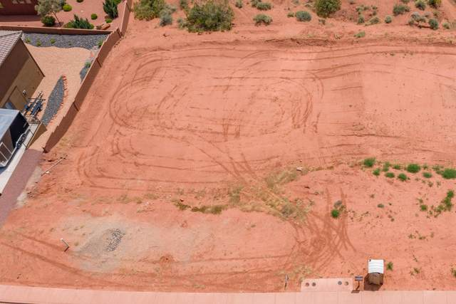 Lot 76 Red Mountain Estates, Ivins, UT 84738 (MLS #20-213724) :: Team SURGE @ KW St. George