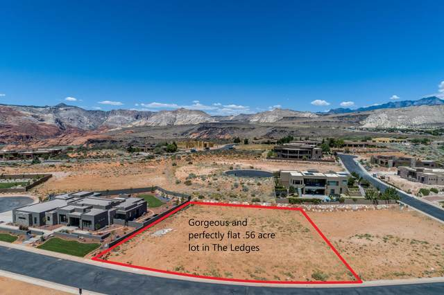 Mantua Drive W #602, St George, UT 84770 (MLS #20-215575) :: The Real Estate Collective