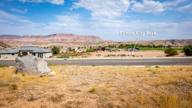 1258 S Mulberry Dr, Toquerville, UT 84774 (MLS #20-217058) :: Diamond Group