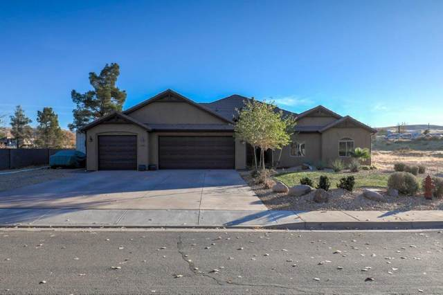 1435 W 100 N, Hurricane, UT 84737 (MLS #20-218575) :: The Real Estate Collective