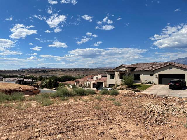 2520 E 1520 S Stone Cove Lot #15, St George, UT 84790 (MLS #21-220737) :: Red Stone Realty Team