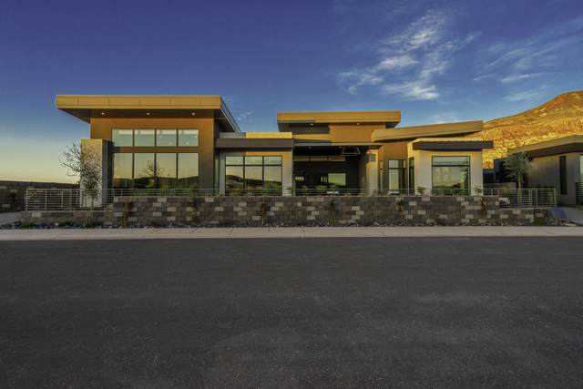 3571 S Cypress Point, Hurricane, UT 84737 (MLS #21-221916) :: The Real Estate Collective