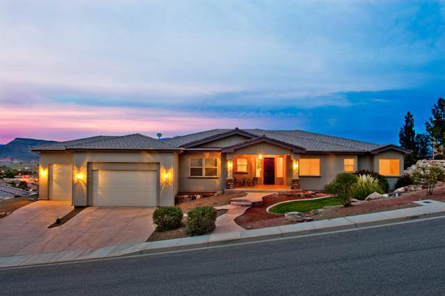 2323 S Southgate Hills Dr, St George, UT 84770 (MLS #21-222155) :: Red Stone Realty Team