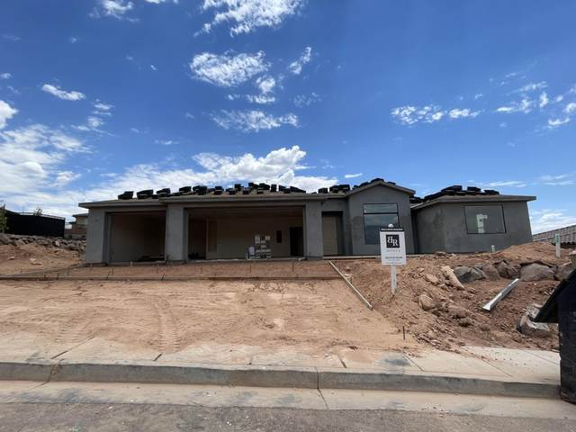 322 E Zion Trail North, Toquerville, UT 84774 (MLS #21-222299) :: Red Stone Realty Team