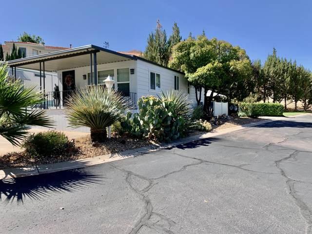1160 E Telegraph #201, Washington, UT 84780 (MLS #21-222488) :: The Real Estate Collective