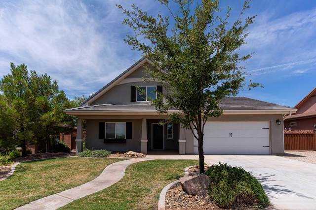 244 Main St, Ivins, UT 84738 (MLS #21-224309) :: Hamilton Homes of Red Rock Real Estate & ERA Brokers Consolidated