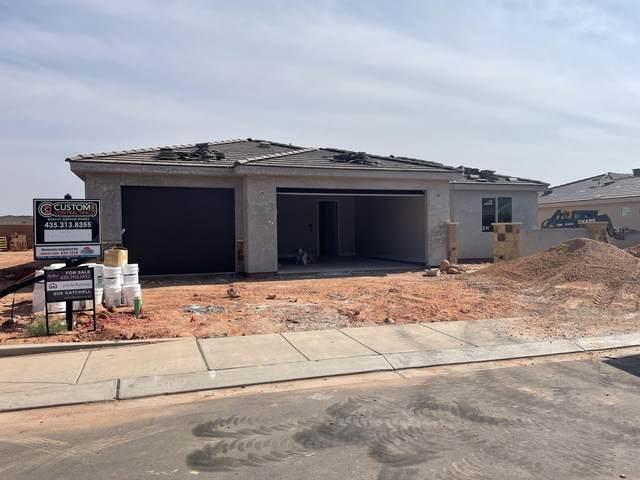 651 S Lantana Way #65, Ivins, UT 84738 (MLS #21-224376) :: The Real Estate Collective