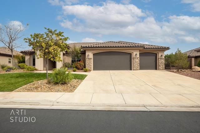 1262 W 2130 S, St George, UT 84770 (MLS #21-225449) :: The Real Estate Collective