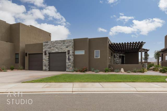 3221 S Retreat Dr, Hurricane, UT 84737 (MLS #21-226453) :: The Real Estate Collective