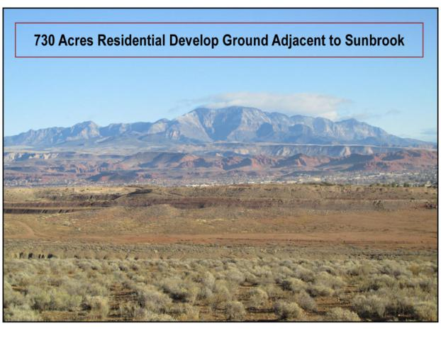 Plantation Drive & Sunbrook Dr, St George, UT 84770 (MLS #14-162150) :: eXp Realty