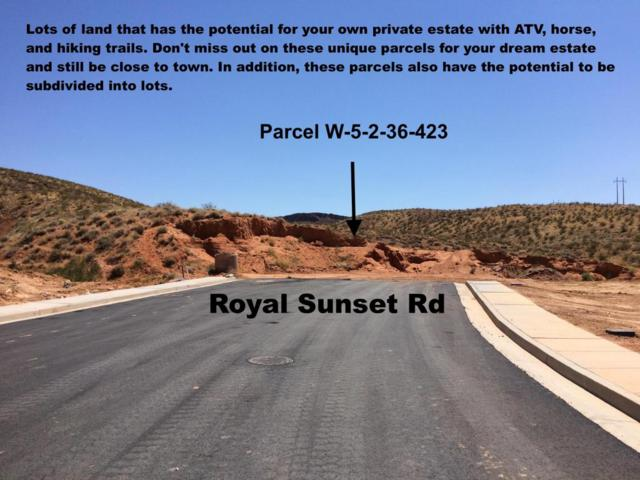 Royal Sunset Road, Washington, UT 84780 (MLS #17-184957) :: Red Stone Realty Team