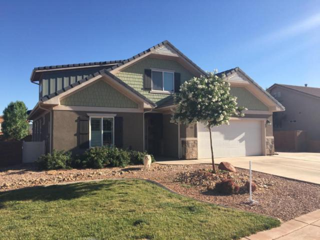 433 W 200 S, Ivins, UT 84738 (MLS #17-185900) :: Remax First Realty