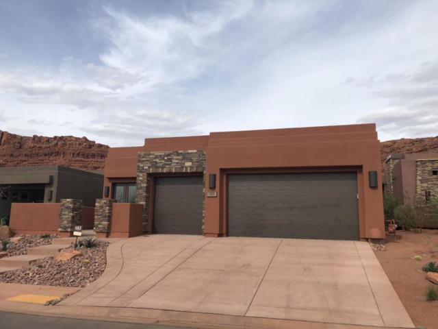 2139 W Cougar Rock Circle #183, St George, UT 84770 (MLS #17-189593) :: Red Stone Realty Team