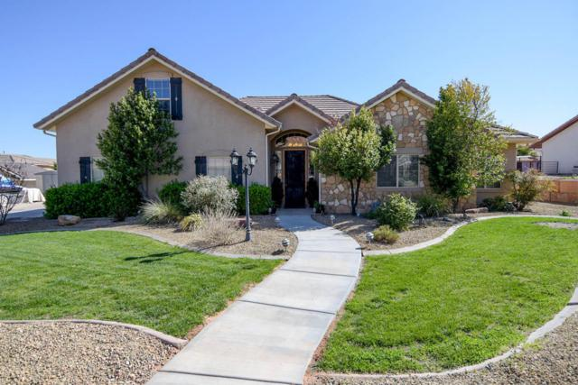 1707 Shivwits Dr, St George, UT 84790 (MLS #18-193006) :: The Real Estate Collective