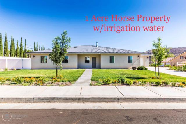 200 W Sunset Ave, Toquerville, UT 84774 (MLS #18-195080) :: Saint George Houses