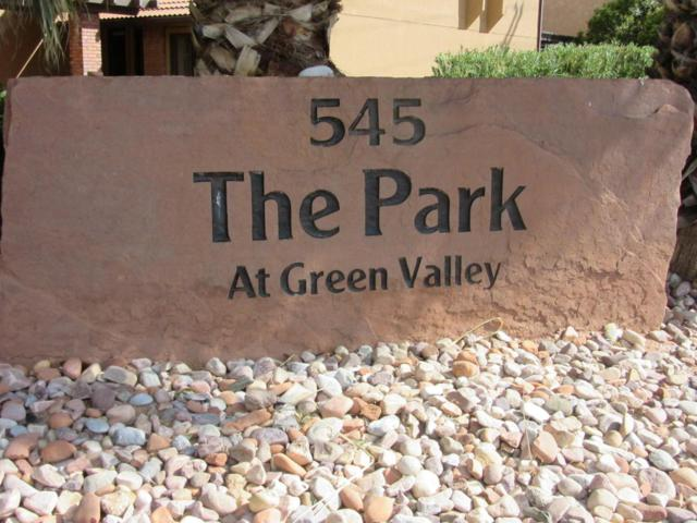 545 S Valley View #41-A, St George, UT 84770 (MLS #18-195851) :: The Real Estate Collective