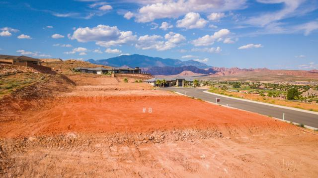 LOT 8 W Silver Feather Cir, Washington, UT 84780 (MLS #18-196453) :: Saint George Houses
