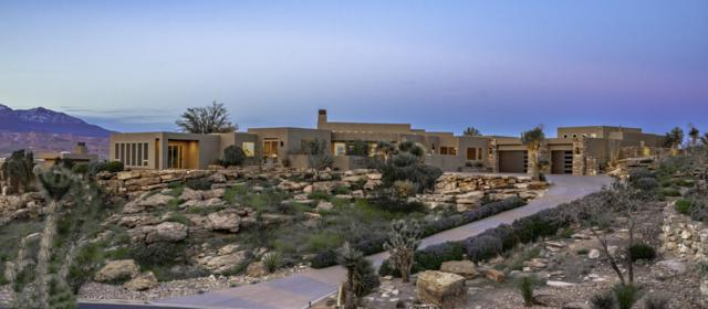 1905 Stone Canyon Dr, St George, UT 84790 (MLS #19-201344) :: The Real Estate Collective