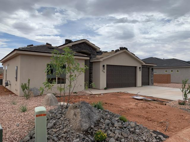 339 W Shield St, Ivins, UT 84738 (MLS #19-203495) :: Remax First Realty