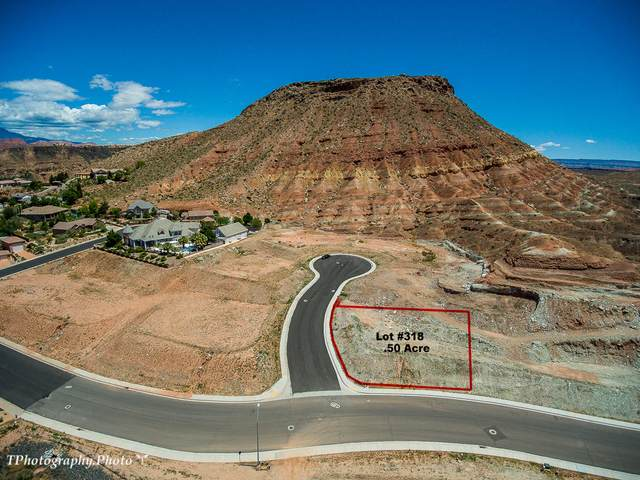 Lot #318 Navajo Circle, Washington, UT 84780 (MLS #19-203749) :: Selldixie