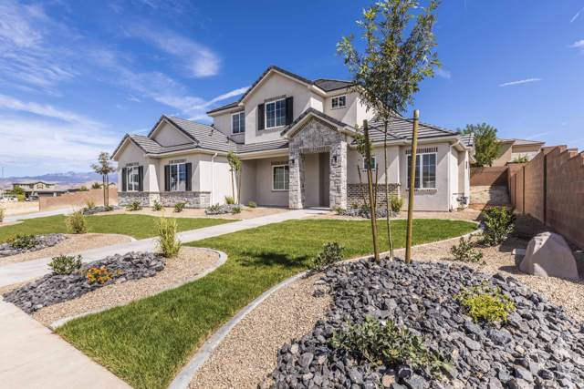 2779 E Briarwood Dr, St George, UT 84790 (MLS #19-205912) :: The Real Estate Collective