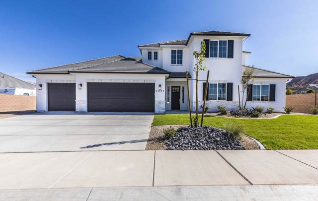 2807 E Briarwood Dr, St George, UT 84790 (MLS #19-205921) :: The Real Estate Collective