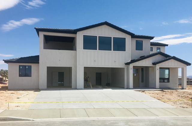 1051 S High Mesa Cir, St George, UT 84790 (MLS #19-208360) :: Remax First Realty