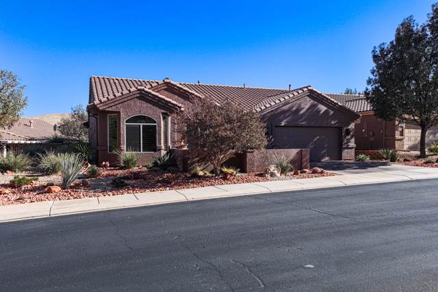 4223 S Hamlet Hill Dr, St George, UT 84790 (MLS #19-208673) :: Remax First Realty