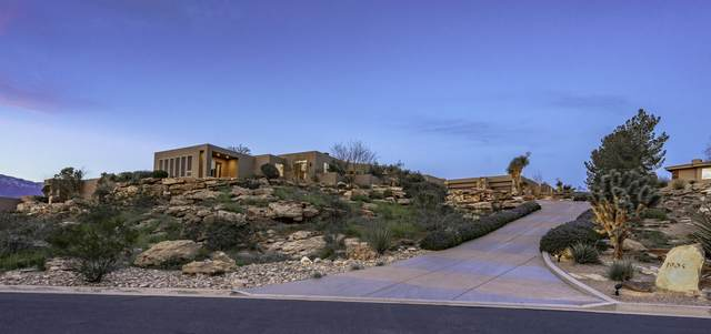1905 Stone Canyon Dr, St George, UT 84790 (MLS #20-211176) :: Diamond Group